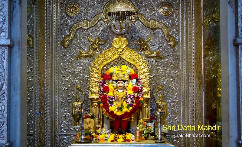 भारत के राज्य महाराष्ट्र मे हिंदू पंचांग के अनुसार मार्गशीर्ष महीने की पूर्णिमा को दत्त जयंती, देव दत्तात्रेय के जन्म दिवस के रूप मे मनायी जाती है।