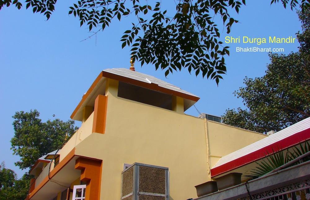 श्री दुर्गा माता मंदिर () - Block 3, Sarvapriya Vihar Delhi New Delhi