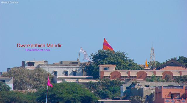 Shri Beyt Dwarkadhish Mandir