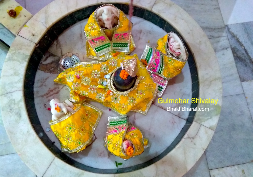गुलमोहर शिवालय () - Sector 5 Vaishali Uttar Pradesh