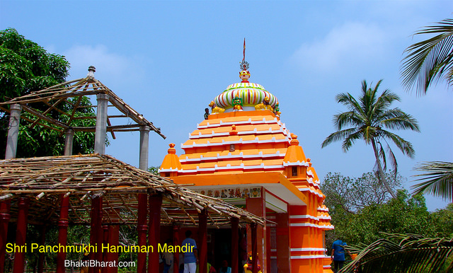 रामचंडी हनुमान मंदिर () - Ramachandi, Khalakata Puri Odisha