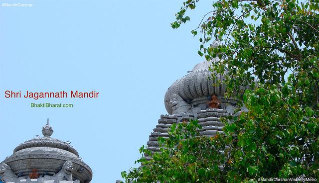 श्री जगन्नाथ मंदिर (Shri Jagannath Mandir) - CS/OCF-7, Sector-24 Rohini, New Delhi - 110085