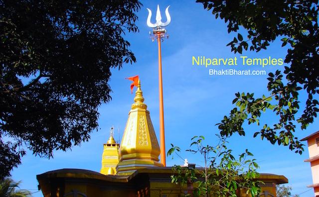 Nilparvat Temples