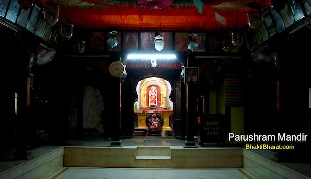 Lord Parasurama was born on Akshaya Tritiya, therefore his weapon is also Akshay.