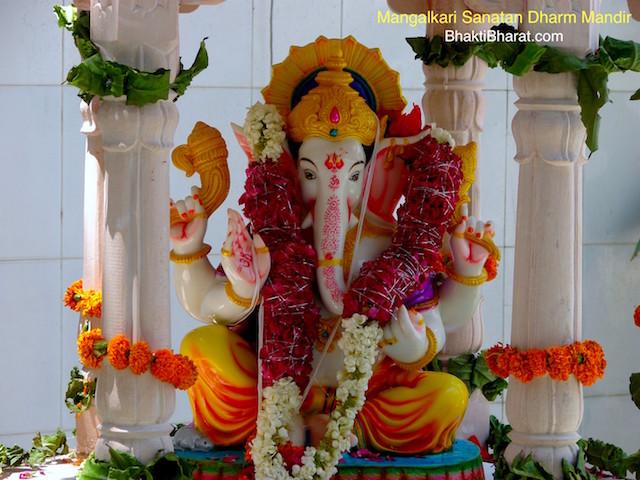 दिल्ली और आस-पास के प्रसिद्ध श्री गणेश मंदिर!