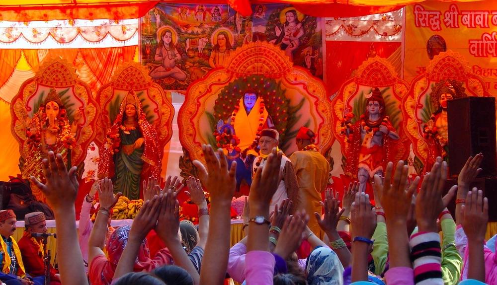 दिल्ली के प्रसिद्ध श्री बाबा बालकनाथ मंदिर