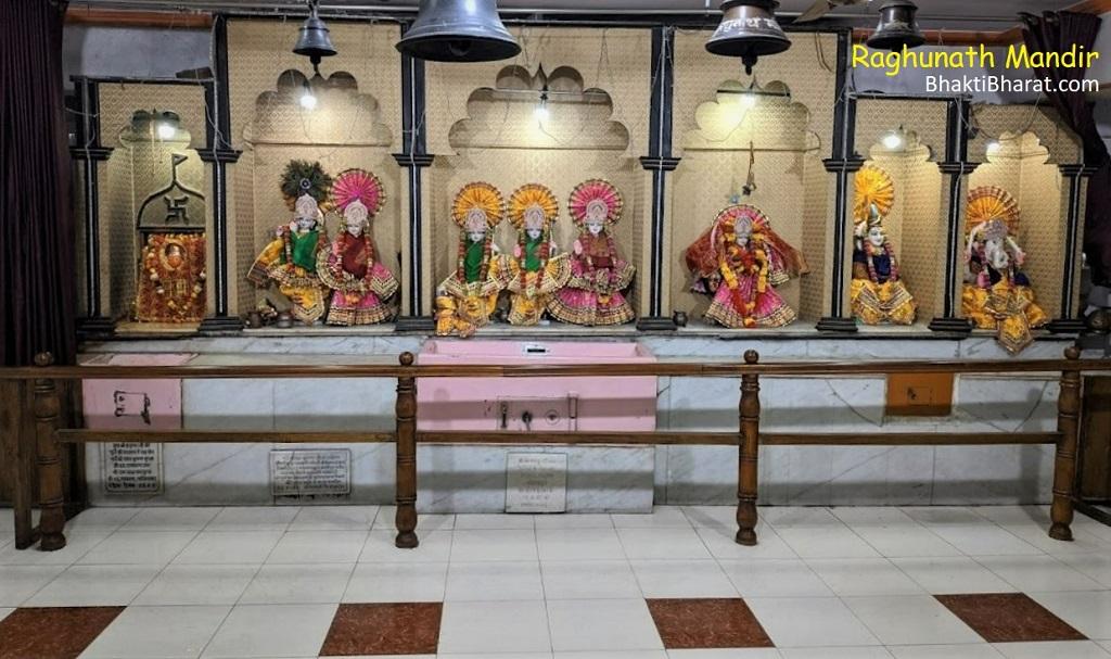 श्री रघुनाथ मंदिर () - Surya Nagar Ramprastha Ghaziabad Uttar Pradesh