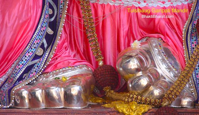 Tulsibaug Ganpati Mandir () - Tulsibaug, Budhwar Peth, Tulshibaug, Budhwar Peth Pune Maharashtra