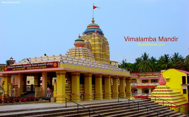 श्री विमलाम्बा शक्ति पीठ (Shri Vimalamba Shakti Peeth) - Puri, Odisha - 752001